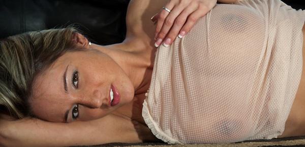 Nikki Sims Sheer Babydoll