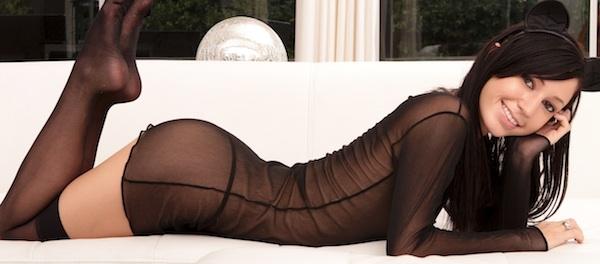 Catie Minx Topless