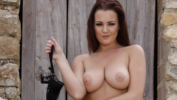 Jodie Gasson - Topless
