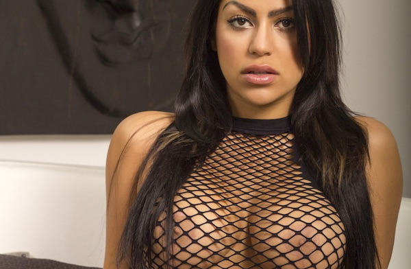 Briana Lee - Fishnet