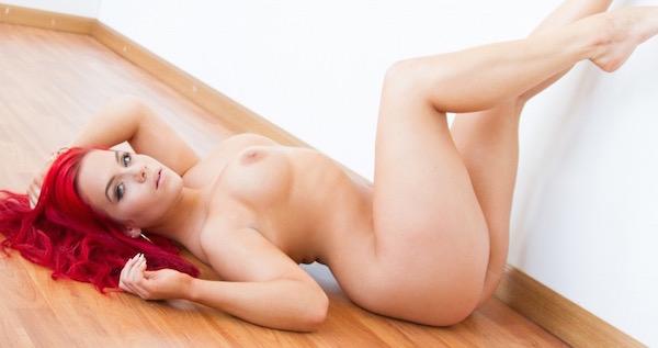Hardwood Floor Nudes