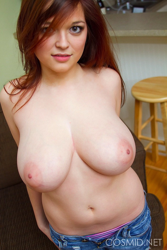 Big titted topless redheads with