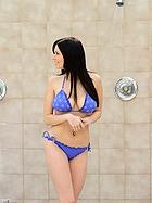 jenna-miles-blue-polka-bikini