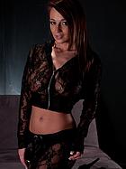 nikki-sims-sexy-black-lace