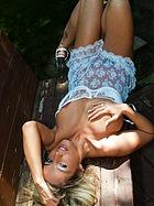 nikki-sims-white-lace-babydoll