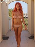 Massive boobs non nude
